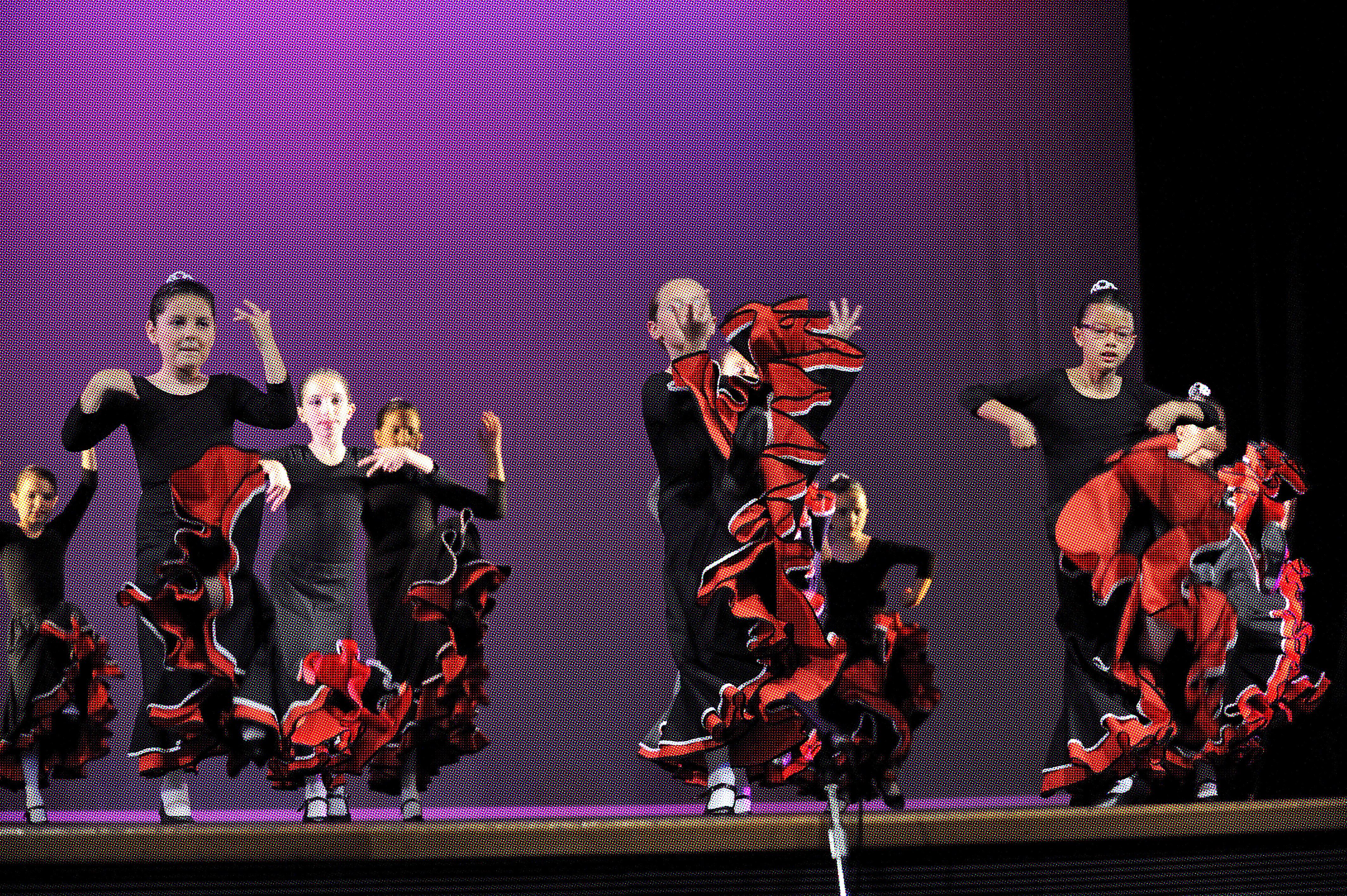Aula Reggia – Página 2 – Escuela de Danza